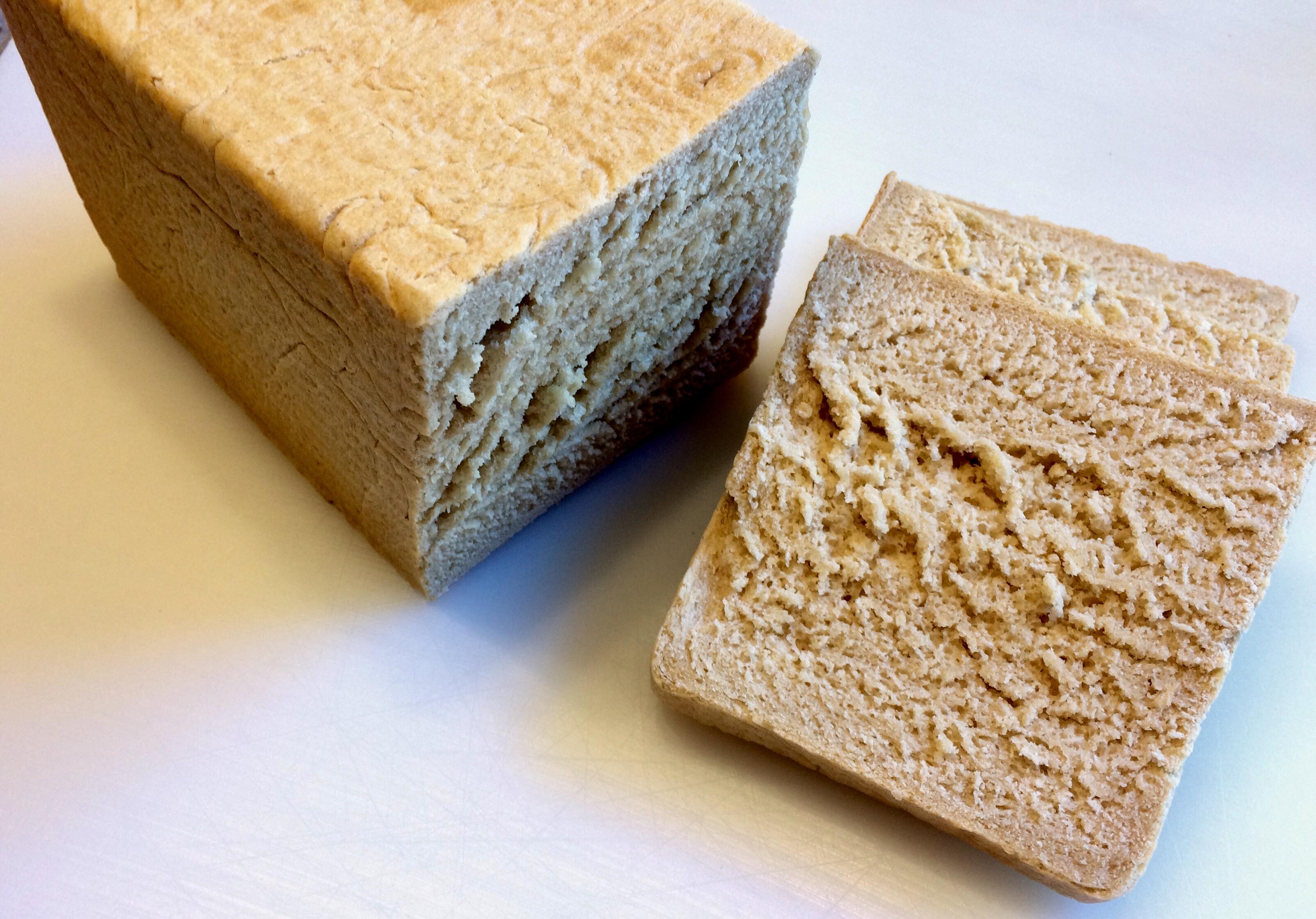 Täydellinen sandwich-vuokaleipä